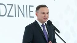 Andrzej Duda: Dzięki rolnikom żyjemy w bezpiecznej Polsce - miniaturka
