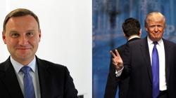 Wizyta prezydenta Andrzeja Dudy w Białym Domu jeszcze we wrześniu - miniaturka