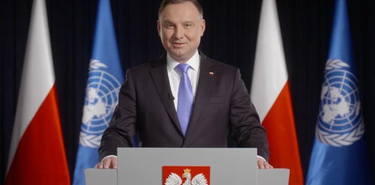 Prezydent upomina się o Nawalnego w ONZ: Wzywam do jego uwolnienia!  - zdjęcie