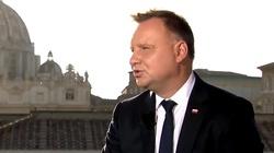 Prezydent do Borowskiego po obrzydliwym wpisie senatora: ,,Do tej pory myślałem, że jest Pan człowiekiem z klasą'' - miniaturka