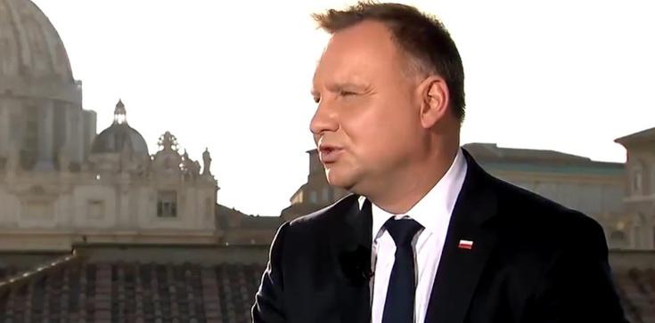 Prezydent: Nie zgodzę się, aby przywozić migrantów siłą  - zdjęcie