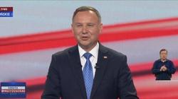 Prezydent ostro odpowiada na manipulacje TVN i ,,GW'' ws. szczepień - miniaturka