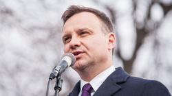 Duda mówi NIE przywożeniu migrantów siłą do Polski - miniaturka