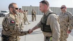Prezydent: Polska misja wojskowa w Afganistaniez zostanie zakończona z końcem czerwca - miniaturka