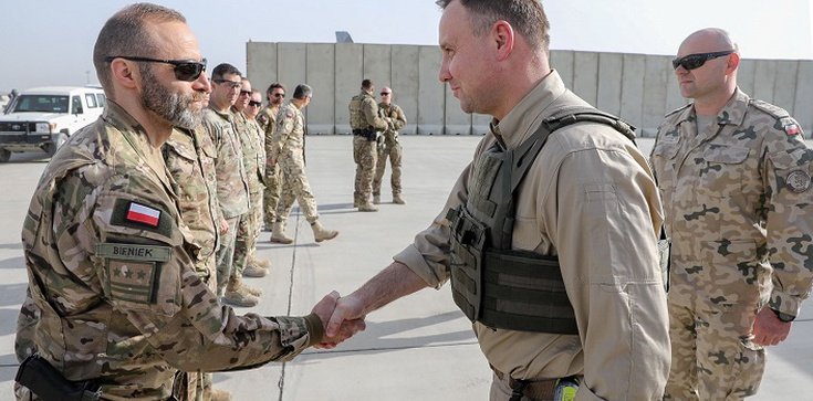 Prezydent: Polska misja wojskowa w Afganistaniez zostanie zakończona z końcem czerwca - zdjęcie