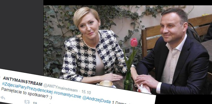 """Zdjęcia Pary Prezydenckiej stają się hitem sieci. """"Polacy są dumni"""" - zdjęcie"""