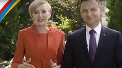 Piękne życzenia pary prezydenckiej dla polskich mam! ZOBACZ - miniaturka