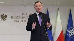 Prezydent: To Rosja była agresorem. Twardo bronimy polskiej racji stanu - miniaturka