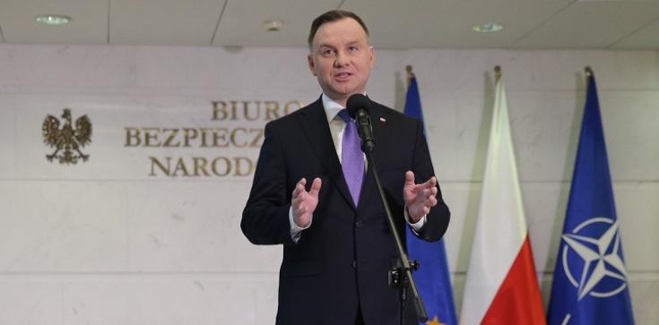 Andrzej Duda: Ja 10.04 się do Rosji nie wybieram - zdjęcie