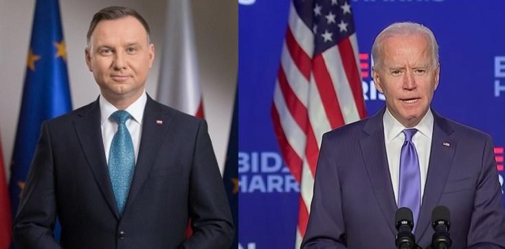 Prezydent USA zaprosił Andrzeja Dudę na szczyt przywódców największych gospodarek świata - zdjęcie