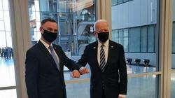 Amerykanie naprawiają błędy. ,,Biden dostrzegł niezadowolenie Warszawy'' - miniaturka