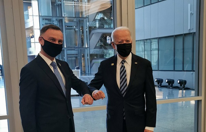 Amerykanie naprawiają błędy. ,,Biden dostrzegł niezadowolenie Warszawy'' - zdjęcie