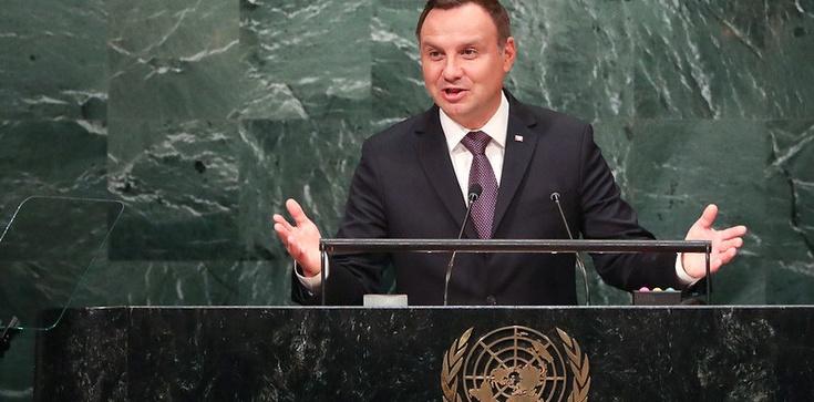 Prezydent weźmie udział w sesji Zgromadzenia Ogólnego ONZ - zdjęcie