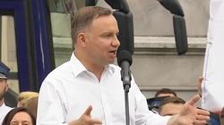 Prezydent: Budżet nie zawalił się od tego, że wreszcie coś zostało zrobione w Polsce dla ludzi - miniaturka
