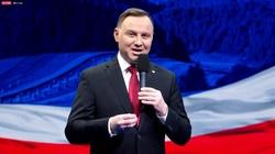 Prezydent Andrzej Duda ,,odmraża'' swoją kampanię - miniaturka