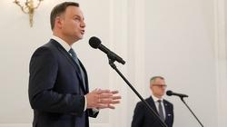 Prezydent Andrzej Duda: Zbudujmy Polskę silną i wolną - taką, jakiej bali się komuniści - miniaturka