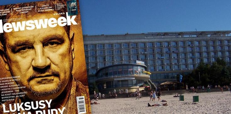 Newsweek uderza w Piotra Dudę. Jest odpowiedź - zdjęcie
