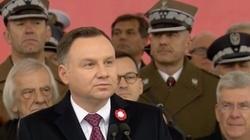 Andrzej Duda na 100-lecie niepodległości: Pan Bóg miał nas w opiece! - miniaturka
