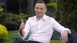 SONDAŻ: Andrzej Duda wygrywa w cuglach! Rywale ZMIAŻDŻENI - miniaturka