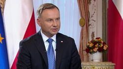 Prezydent rozmawiał z sekretarzem generalnym NATO o sytuacji na Białorusi  - miniaturka