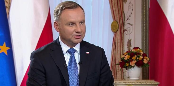 Andrzej Duda w ,,L'Opinion'': Przestaliśmy być przestrzenią peryferyjną  - zdjęcie