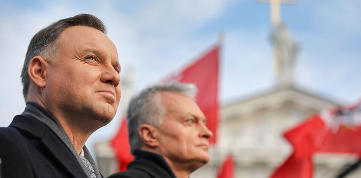 Oświadczenie Prezydentów Polski i Litwy w sprawie sytuacji na Białorusi - zdjęcie