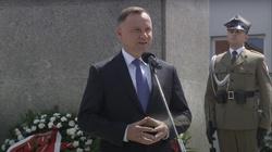 Prezydent: 81 lat temu Stalin chciał zemścić się na Polsce  - miniaturka