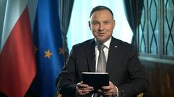 Prezydent: Mam nadzieję, że nikt z polityków opozycji nie będzie próbował doprowadzić do zaburzeń ustrojowych w naszym kraju - miniaturka