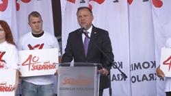Prezydent: Wielkie nazwiska Solidarności: Walentynowicz, Wałęsa, Gwiazdowie, Wujec, Mazowiecki, Borusewicz, Wyszkowski - miniaturka