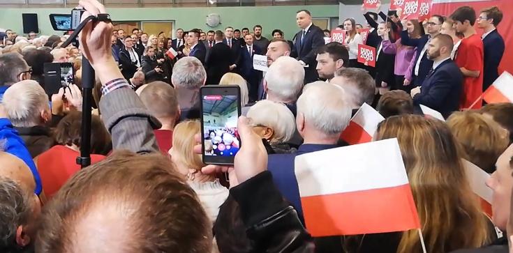 """""""Mówili, że się nie da!"""" 500+ i niższy wiek emerytalny. Prezydent Duda o jego wizji przyszłości Polski - zdjęcie"""