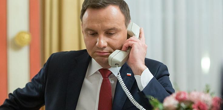 ,,Dramatycznie nisko Pan lata… Nie wstyd Panu?'' - Prezydent odpowiada na wpis Belki powielającego fejka - zdjęcie