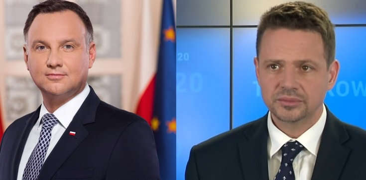 Ostatnia prosta. Andrzej Duda wygrywa w jednym z ostatnich sondaży przed ciszą wyborczą! - zdjęcie