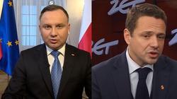 Trzaskowski wycofuje się rakiem z debaty w Końskich. Boi się pytań od zwykłych ludzi? - miniaturka