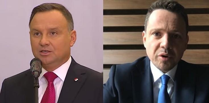 Duda kontra Trzaskowski. Najnowszy sondaż - zdjęcie