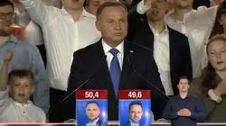Prezydent Duda do Trzaskowskiego: Podajmy sobie ręce - miniaturka