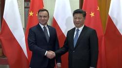 Chińskie szczepionki w Polsce? Prezydent Duda odbył rozmowę z przywódcą Chin - miniaturka