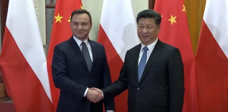 Chińskie szczepionki w Polsce? Prezydent Duda odbył rozmowę z przywódcą Chin - zdjęcie