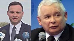 Trwa trzecie spotkanie Duda-Kaczyński - miniaturka