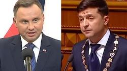 Rosyjskie media: Zełenski stanął po stronie Warszawy - miniaturka