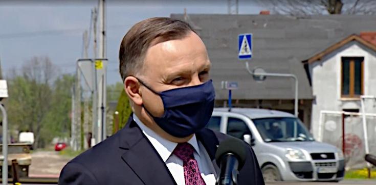 Prezydent Andrzej Duda: Powstanie specjalna ustawa, która pomoże rozwiązać problem suszy - zdjęcie