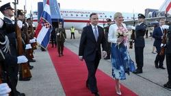 Prezydent Duda rozpoczął wizytę w Chorwacji - miniaturka