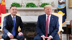 Oficjalnie. Prezydenci Polski i USA spotkają się 24 czerwca - miniaturka
