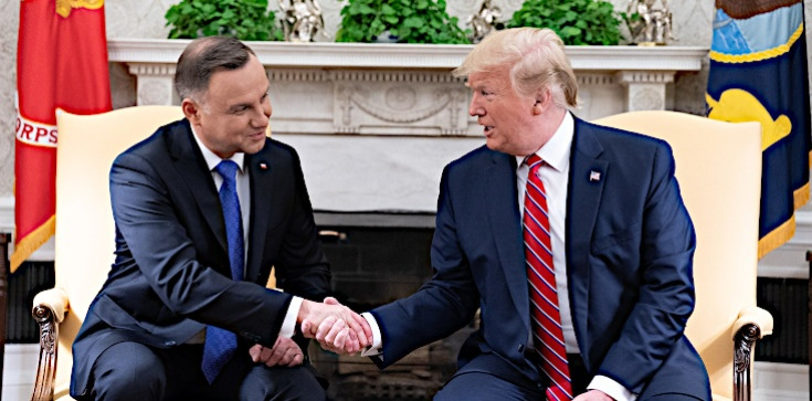 Wiemy, o czym Andrzej Duda będzie rozmawiał z Donaldem Trumpem. Światowe media: To będzie najważniejszy temat - zdjęcie