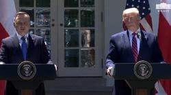 Prezydent Duda w Waszyngtonie PUNKTUJE sędziowską kastę!!! - miniaturka
