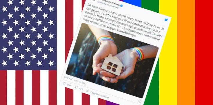 Skandal! Ambasada USA porównuje Polskę do... Iranu - zdjęcie