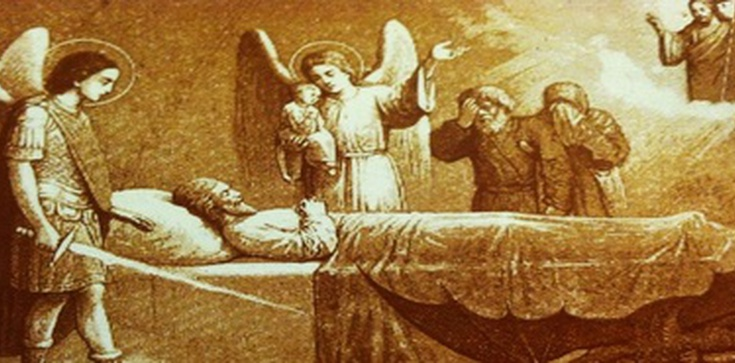 O. Serafin Rose: Droga duszy po śmierci - zdjęcie