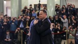 Prezydent Andrzej Duda: Jestem przekonany, że ten rząd będzie służył Polsce i polskiemu społeczeństwu - miniaturka