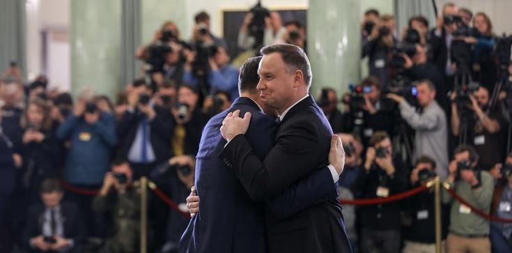 Prezydent Andrzej Duda: Jestem przekonany, że ten rząd będzie służył Polsce i polskiemu społeczeństwu - zdjęcie