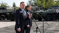 Andrzej Duda: Ważne, aby jak największa część pieniędzy wydana na wzmocnienie armii została w kraju - miniaturka
