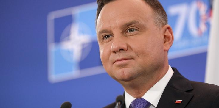 Prezydent o szczycie londyńskim: Sukces NATO, zwycięstwo Polski - zdjęcie